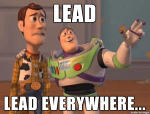 Lead Everywhere