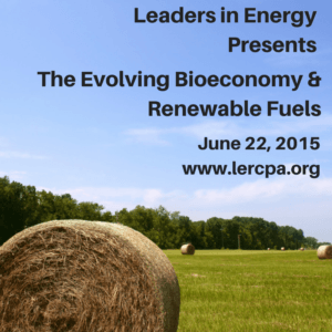 The Evolving Bioeconomy & Renewable Fuels Event