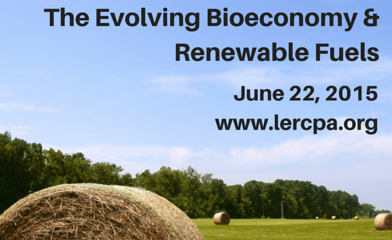 The Evolving Bioeconomy and Renewable Fuels Professional Networking Event, Monday, June 22, 2015