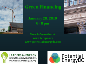 Green Financing Image