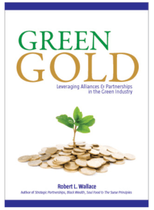 "Forthcoming book by Robert L. Wallace, called ""Green Gold""."