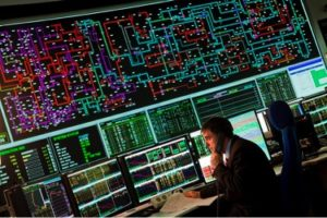 Figure 1: Utility data control centers help to increase the situational awareness of Smart Grid systems.