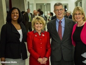 Government sustainability experts inspire at GW