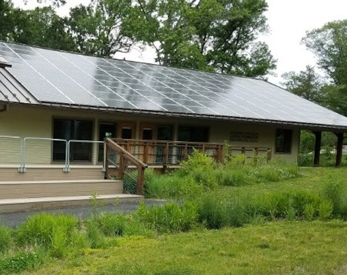Anything but Luck: Achieving the 13th Living Building Challenge Award