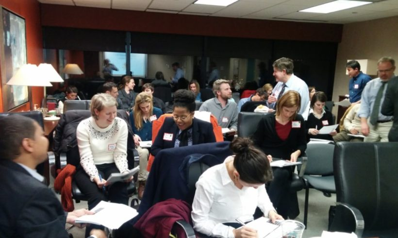 Highlights from Sold-Out January Green Career Workshop
