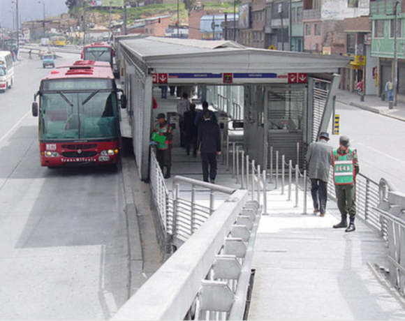 The People of Bogotá Want Cleaner Air. Will the City Listen?