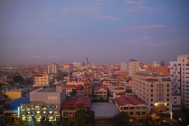 Energy in Cambodia: Challenges and Opportunities