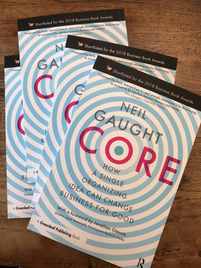 Single Organizing Idea–A Force for Good: An Interview with Neil Gaught