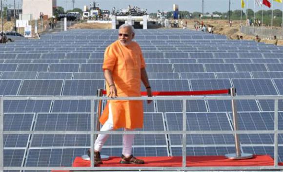Indian Prime Minister Modi: A UN Climate Champion