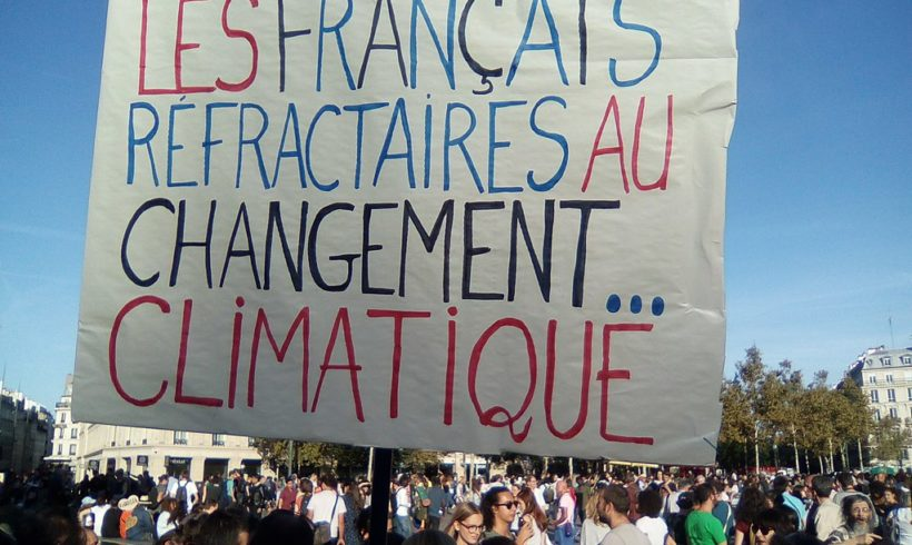 """L'Affaire du Siècle"": Over 2 Million Supporters of Groundbreaking Climate Lawsuit"