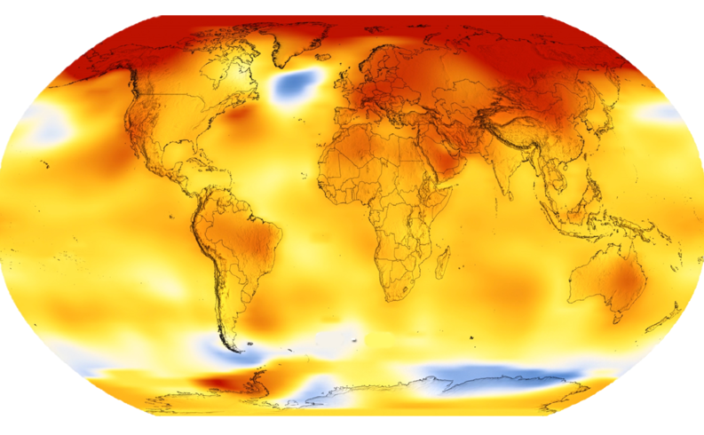 Can climate change be made simple enough to solve?