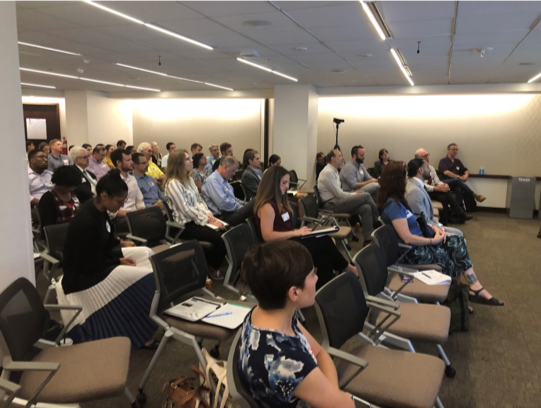 Leaders in Energy 2019 Green Jobs Forum ─ A Hit with Green Career and Job Seekers!