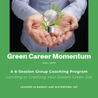 Gaining Momentum on Your Green Career: An Interview with Dr. Beth Offenbacker