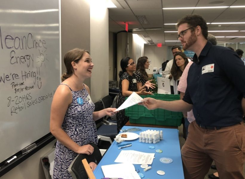 Green Jobs Forum Exhibitors: Environmental Employers Part 2