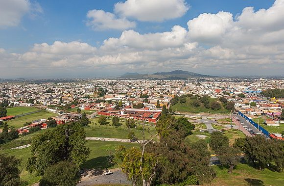 Puebla's Urban Air Pollution Solution