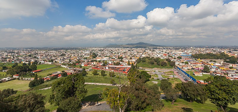 Puebla's Urban Air Pollution Solution