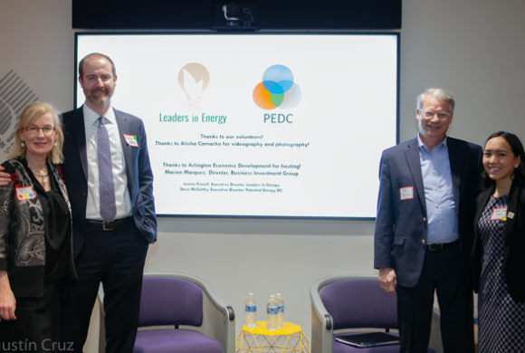 Clean Energy Project Funding Opportunities Highlighted at Green Financing Forum: Part 1