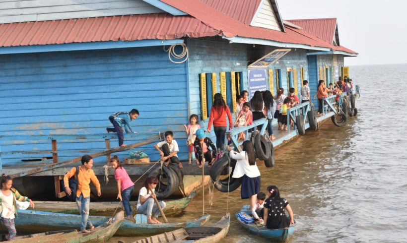 Southeast Asia's Crucial Mekong River is Drying Up