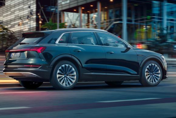 Audi, racing ahead on its environmental goals