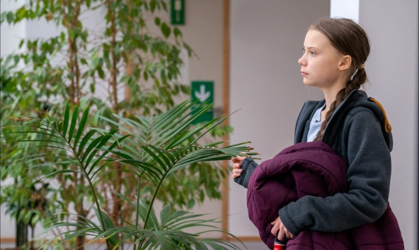 Greta Thunberg Says Covid-19 Should Be Global Wake-Up Call to 'Act With Necessary Force' to Tackle Climate Emergency