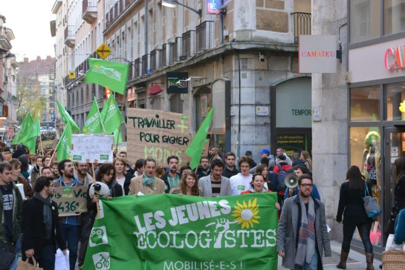 'Incredible Green Wave' in French Elections Celebrated as 'Mandate to Act for Climate and Social Justice'