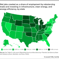 Investing $2 Trillion in US Clean Energy and Infrastructure Could Create Millions of 'Good Jobs,' Analysis Finds