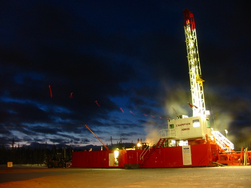 Bolstering Public Health Fears, Harvard Study Finds Elevated Airborne Radiation Levels Downwind of US Fracking Sites