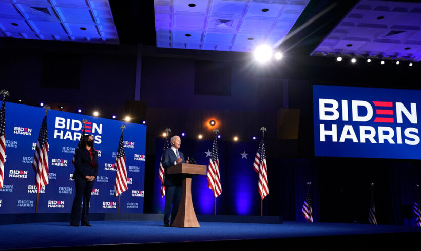 Biden-Harris Victory: A Win for the Planet