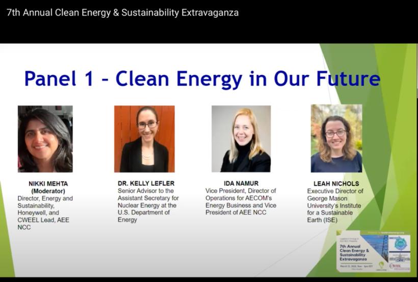 Building Back Greener: Annual Clean Energy Extravaganza Recap