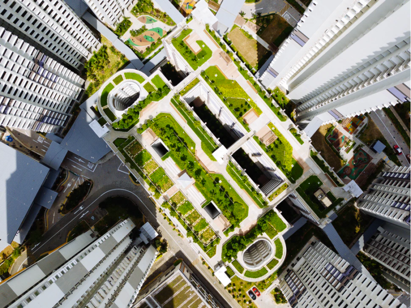 Ideas for Creating Green Spaces in Urban Areas